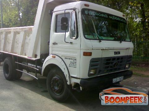 TATA 1615 1615 Tipper Truck For Sale In Sri Lanka - Ad ID