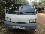 1999 Mazda lion face  Van For Sale.