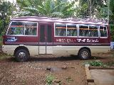 1987 Mitsubishi Rosa  Bus For Sale.
