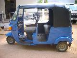 2012 Bajaj   Threewheel For Sale.