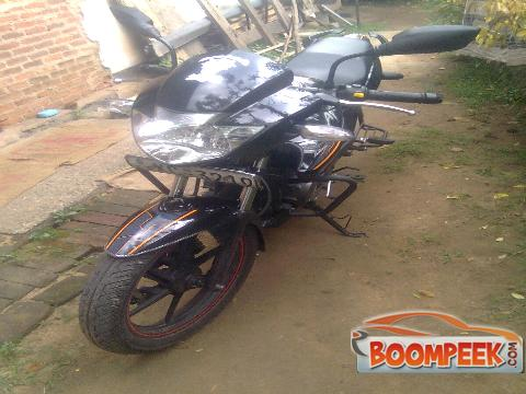 TVS Apache RTR 150 Motorcycle For Sale