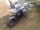 2011 TVS Apache RTR 150 Motorcycle For Sale.