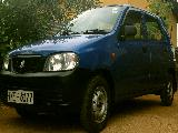 2007 Suzuki Alto K10 Car For Sale.
