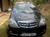 2011 Toyota Avensis avanza Car For Sale.