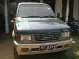 1998 Isuzu Panther  SUV (Jeep) For Sale.
