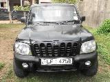 Mahindra Scorpio  Cab (PickUp truck) For Sale