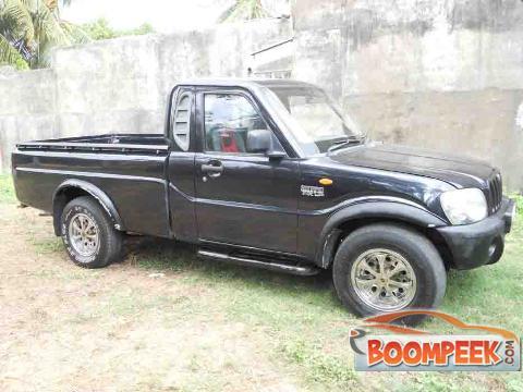 Mahindra Scorpio Cab Pickup Truck For Sale In Sri Lanka