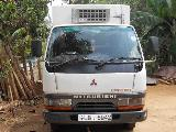 2000 Mitsubishi Canter  Lorry (Truck) For Sale.