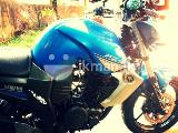 2011 Yamaha FZ-S WG Motorcycle For Sale.