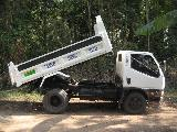1997 Mitsubishi canter Tiper   Tipper Truck For Sale.