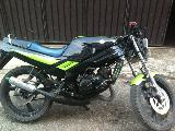 2002 Yamaha TZR 125  Motorcycle For Sale.