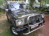 1981 Nissan Patrol  SUV (Jeep) For Sale.