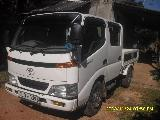 Toyota Dyna Crew Cab   Cab (PickUp truck) For Sale