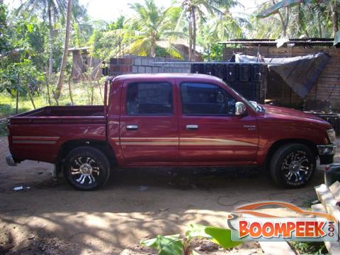 Toyota Hilux 2.4D Double ca  SUV (Jeep) For Sale
