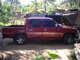 1997 Toyota Hilux 2.4D Double ca  SUV (Jeep) For Sale.