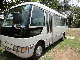 2001 Mitsubishi Rosa  Bus For Sale.