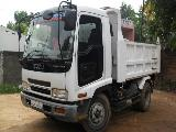 2008 Isuzu Forward  Tipper Truck For Sale.