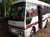 1990 Mitsubishi Rosa  Bus For Sale.