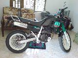 2008 Honda -  AX-1 Chassis 110 Motorcycle For Sale.