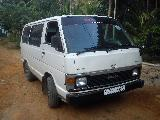 1984 Toyota Shell  Van For Sale.