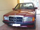 1988 Mercedes-Benz 190  Car For Sale.