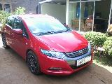 2009 Honda Insight ZE2 Car For Sale.