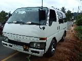 1986 Isuzu Fargo Wfr 53D Van For Sale.