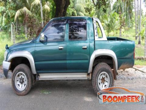 Jeeps For Sale In Md >> Toyota Hilux Double cab SUV (Jeep) For Sale In Sri Lanka ...