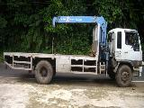 2000 Hino Boom Truck    Lorry (Truck) For Sale.