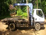 1999 Mitsubishi Canter  Lorry (Truck) For Sale.