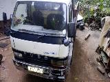 1995 Mitsubishi Fuso tipper 6d16 Tipper Truck For Sale.