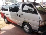 1996 Toyota HiAce LH113 Van For Sale.