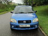 2002 Suzuki Swift HT51S Car For Sale.