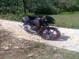 2009 Bajaj Pulsar 200 DTS - i Motorcycle For Sale.