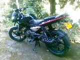 2011 Bajaj Pulsar 150 DTS-i Motorcycle For Sale.