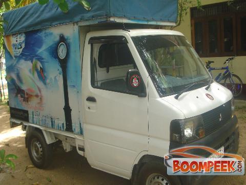 mitsubishi mini cab le u61t lorry truck for sale in sri lanka ad id cs00009812 boompeek. Black Bedroom Furniture Sets. Home Design Ideas