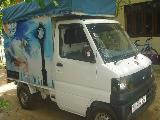 2003 Mitsubishi Mini Cab LE-U61T Lorry (Truck) For Sale.