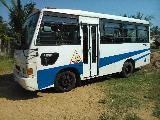 2008 TATA LP 407 CITY RIDER LP407  Bus For Sale.