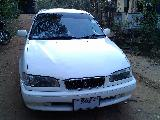 1998 Toyota Sprinter AE110 Car For Sale.