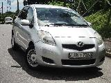 2008 Toyota Vitz  Car For Sale.