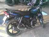 2010 Bajaj Discover 135 DTS-i Motorcycle For Sale.