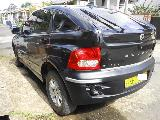 2008 SsangYong Actyon  SUV (Jeep) For Sale.