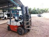 1998 Nissan   ForkLift For Sale.
