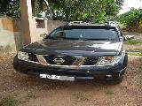 2007 Nissan Navara Aventura Cab (PickUp truck) For Sale.