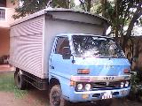 1981 Isuzu NKR 4 BA 1 Lorry (Truck) For Sale.