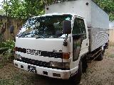 1981 Isuzu NKR 4 Bc 2 Lorry (Truck) For Sale.
