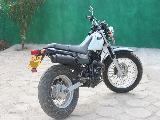 2008 Yamaha TW 225  Motorcycle For Sale.