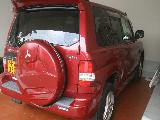 2000 Mitsubishi Pajero IO H76W SUV (Jeep) For Sale.