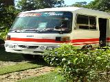 1983 Mitsubishi Rosa Rosa Bus For Sale.
