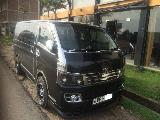 2006 Toyota HiAce KDH200 Van For Sale.